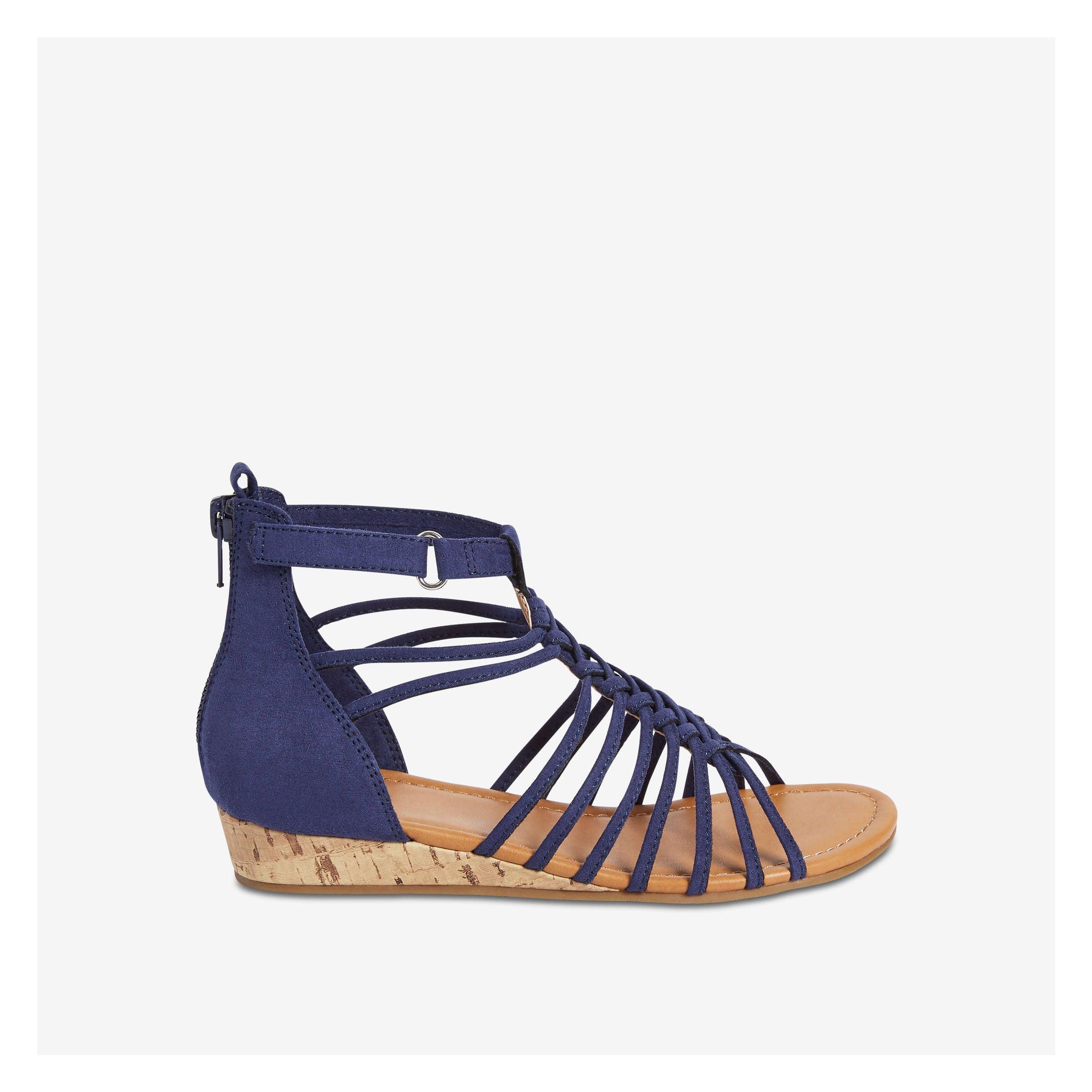 736f82839c1 Joe Fresh Kid Girls' Gladiator Sandal