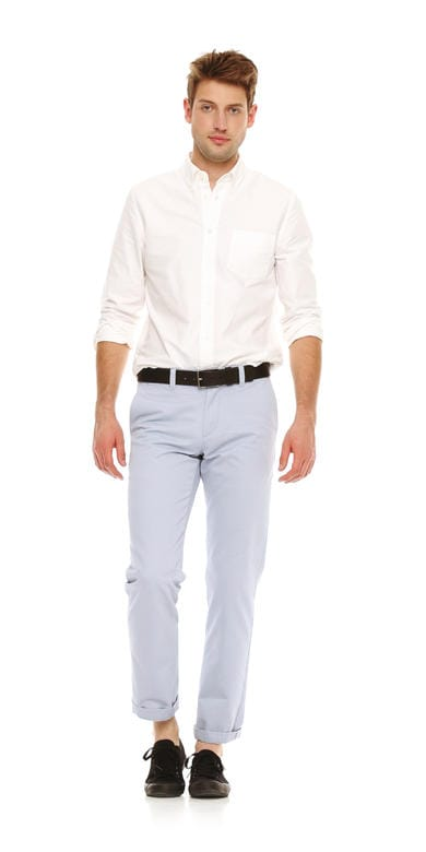 Men's Classic Fit Oxford Shirt