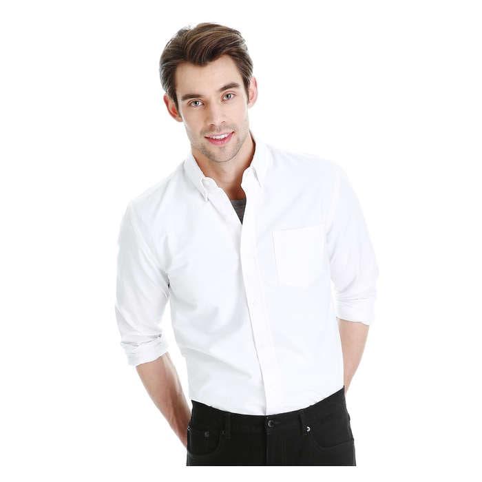 Men's Standard Fit Oxford Shirt