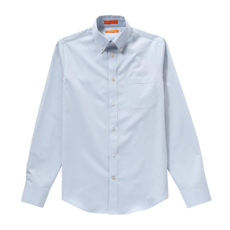 Men's Button Down Shirt in Light Blue from Joe Fresh
