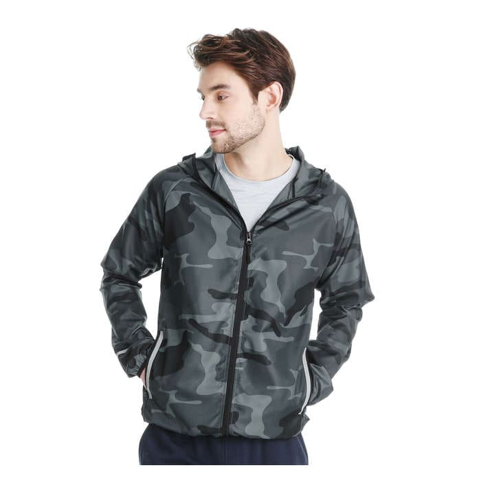 Men's Camo Active Jacket