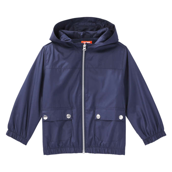 Toddler Boys' Rain Jacket in Navy from Joe Fresh