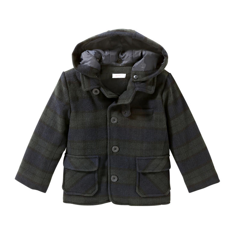 Toddler Boys Pea Coat