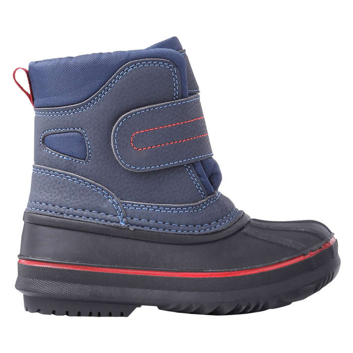 Toddler Boys' Snow Boots in Navy from Joe Fresh