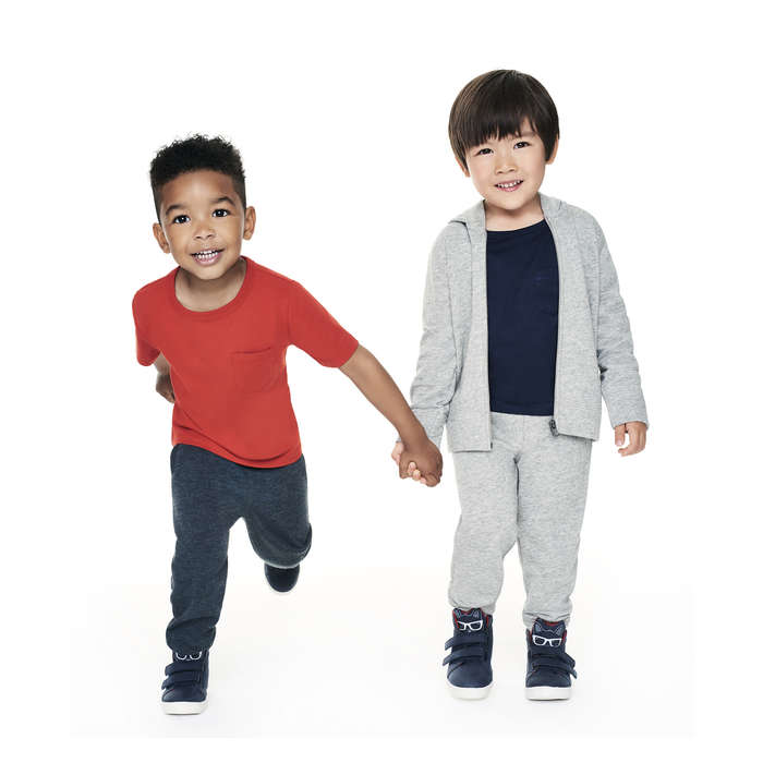 Toddler Boys' Essential Pocket Tee