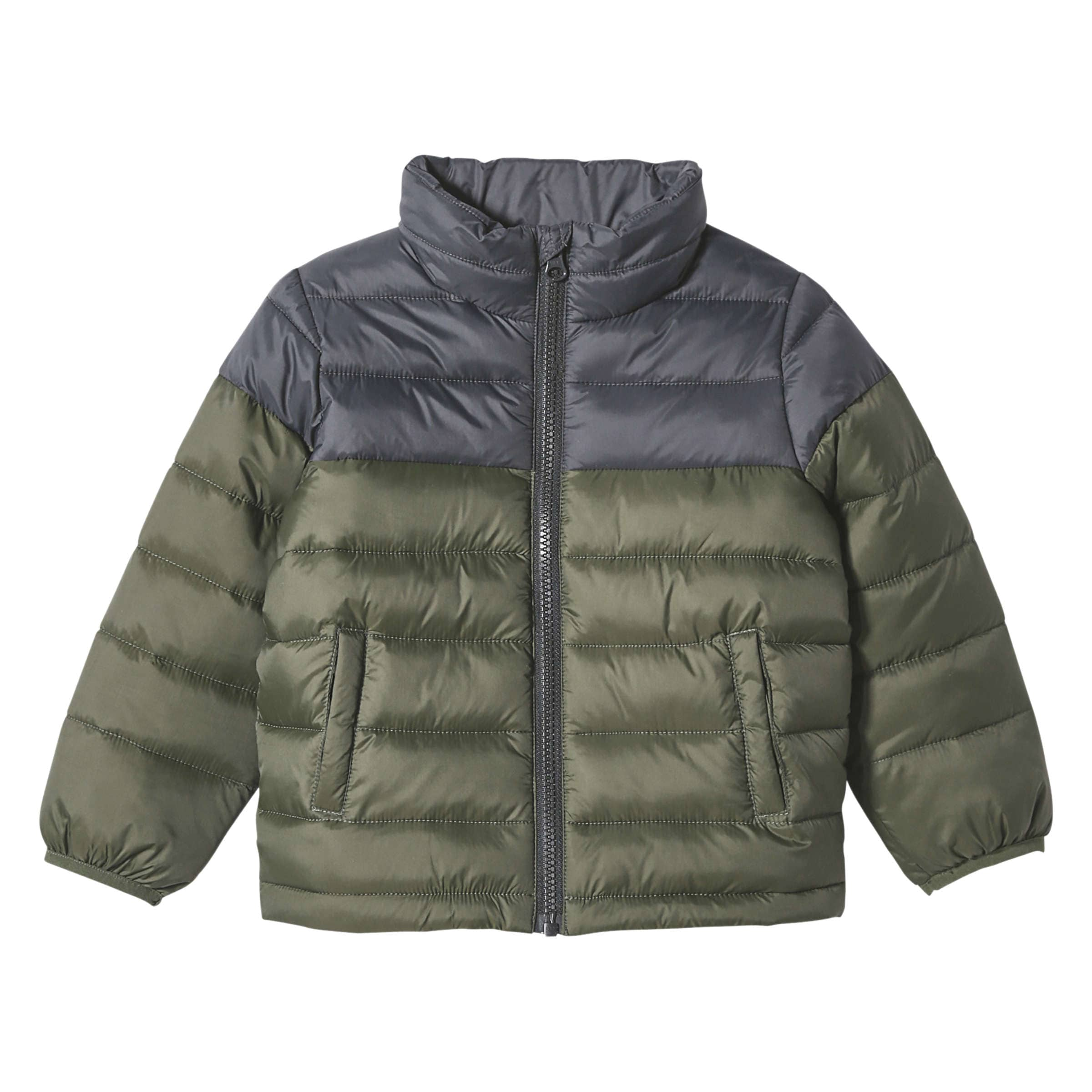 33b959716e Joe Fresh Toddler Boys' Contrast Quilted Jacket