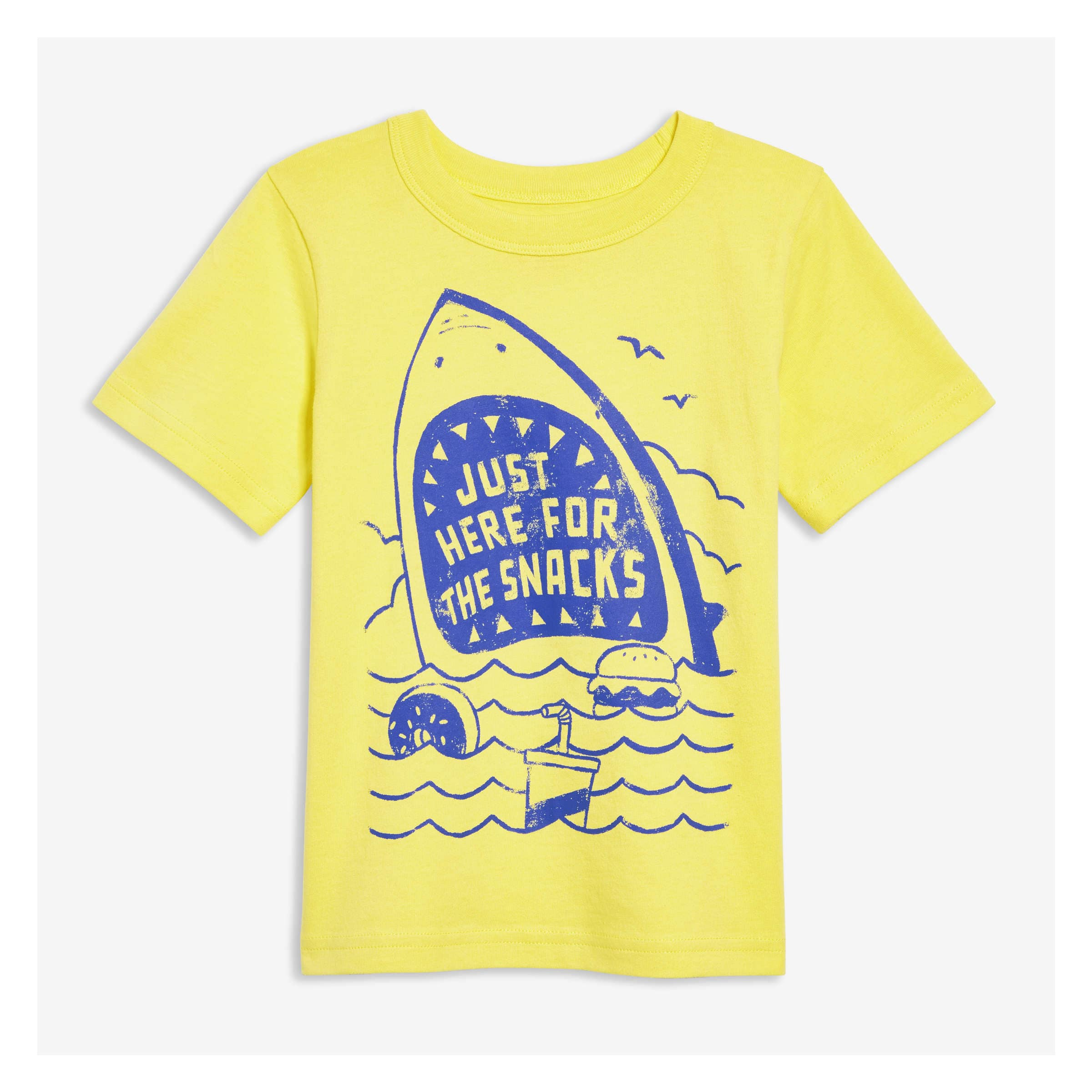 528152d46 Toddler Boys' Graphic Tee in Nectar YELLOW from Joe Fresh