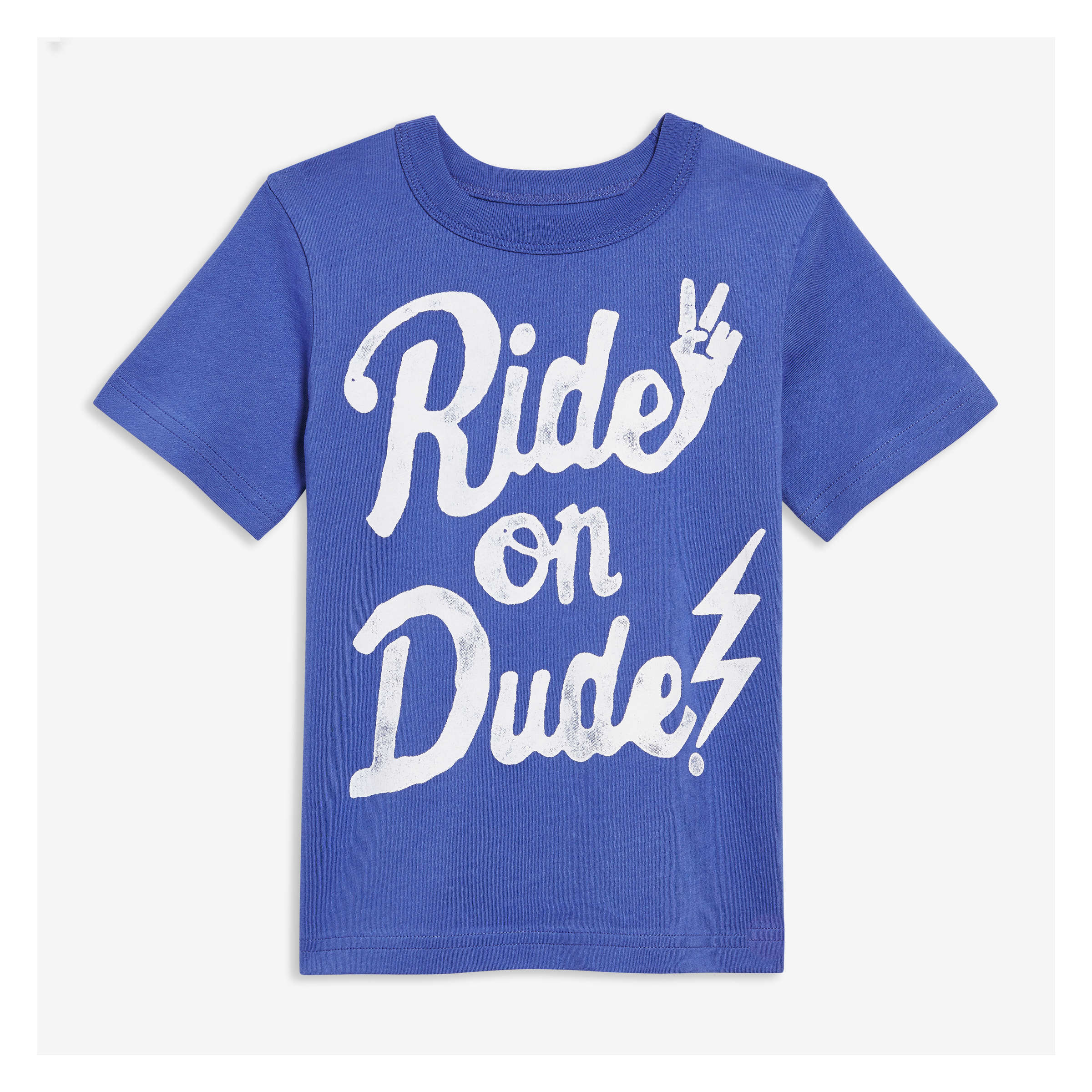 b03c0c453 Toddler Boys' Graphic Tee in Royal Blue from Joe Fresh