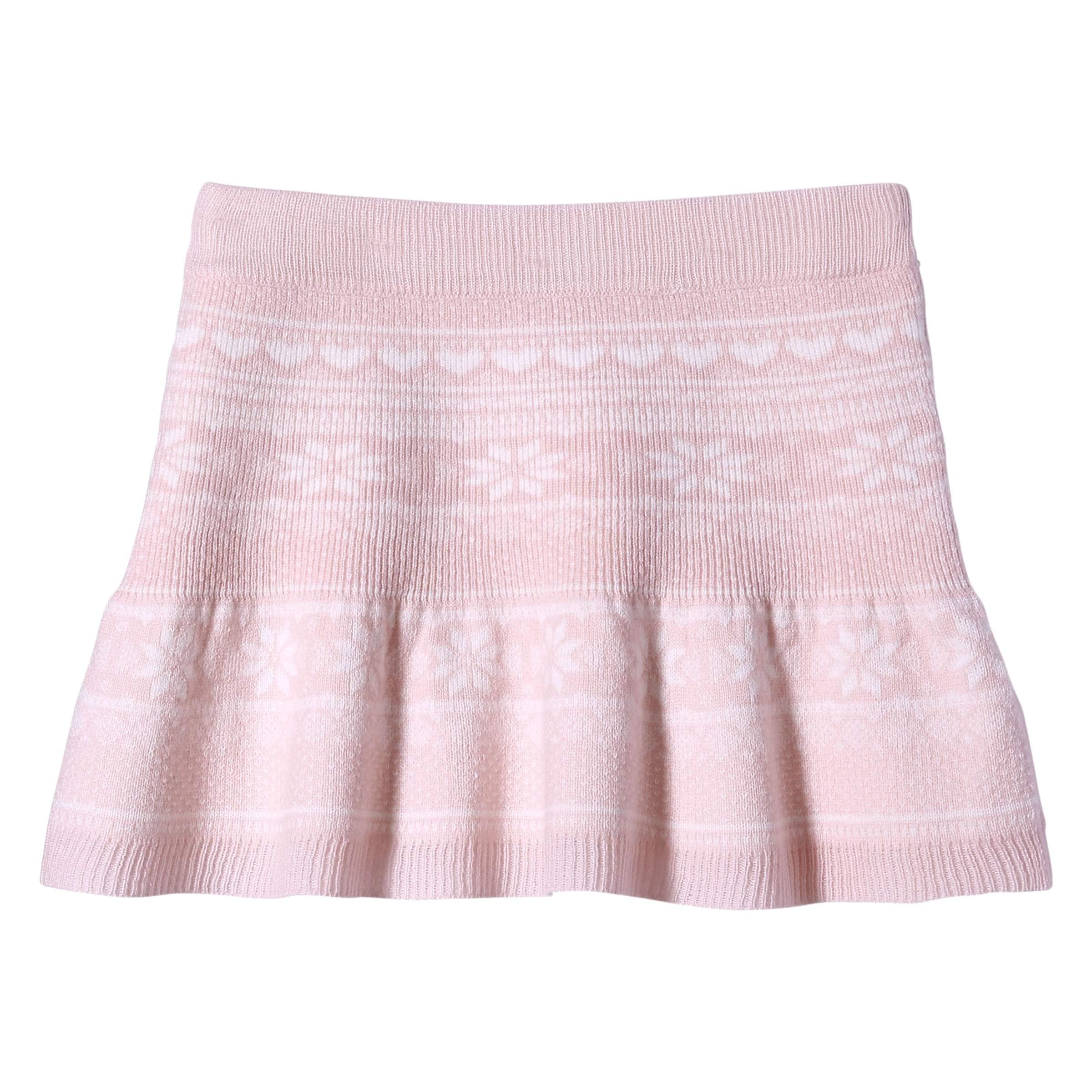 Joe Fresh Toddler Girls' Fair Isle Flared Skirt