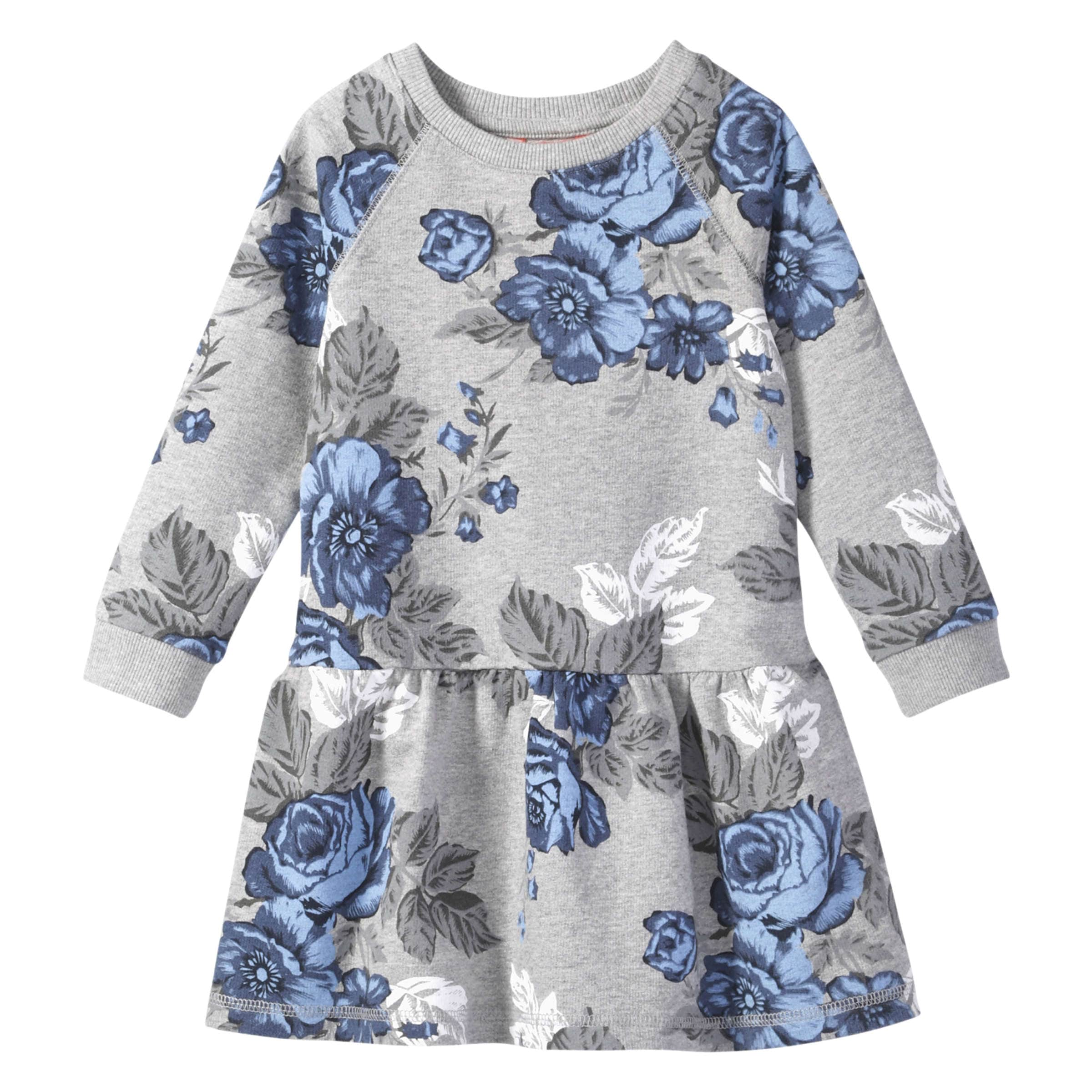 365cfef7ffa Toddler Girls  Print Sweater Dress in Print 1 from Joe Fresh