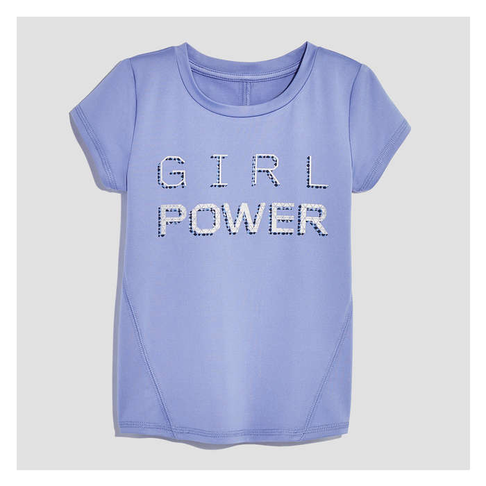 Toddler Girls' Graphic Active Tee