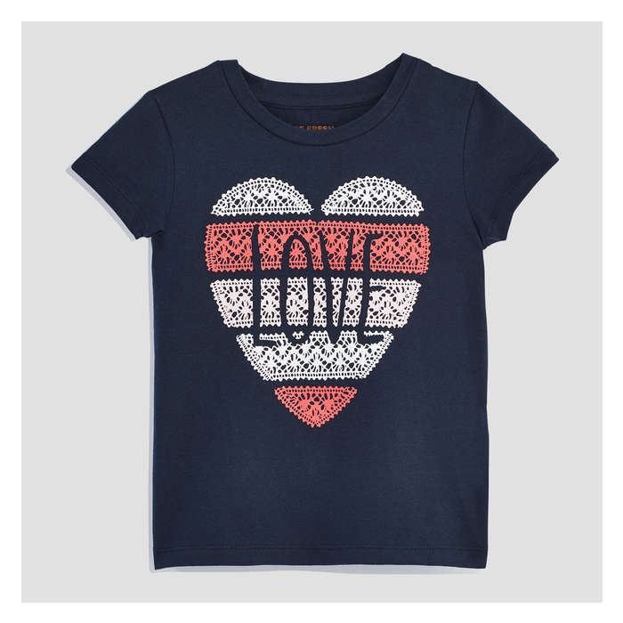 Toddler Girls' Graphic Tee