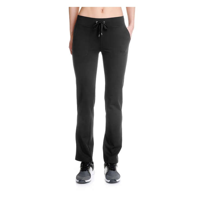 Yoga Active Pant In Black From Joe Fresh