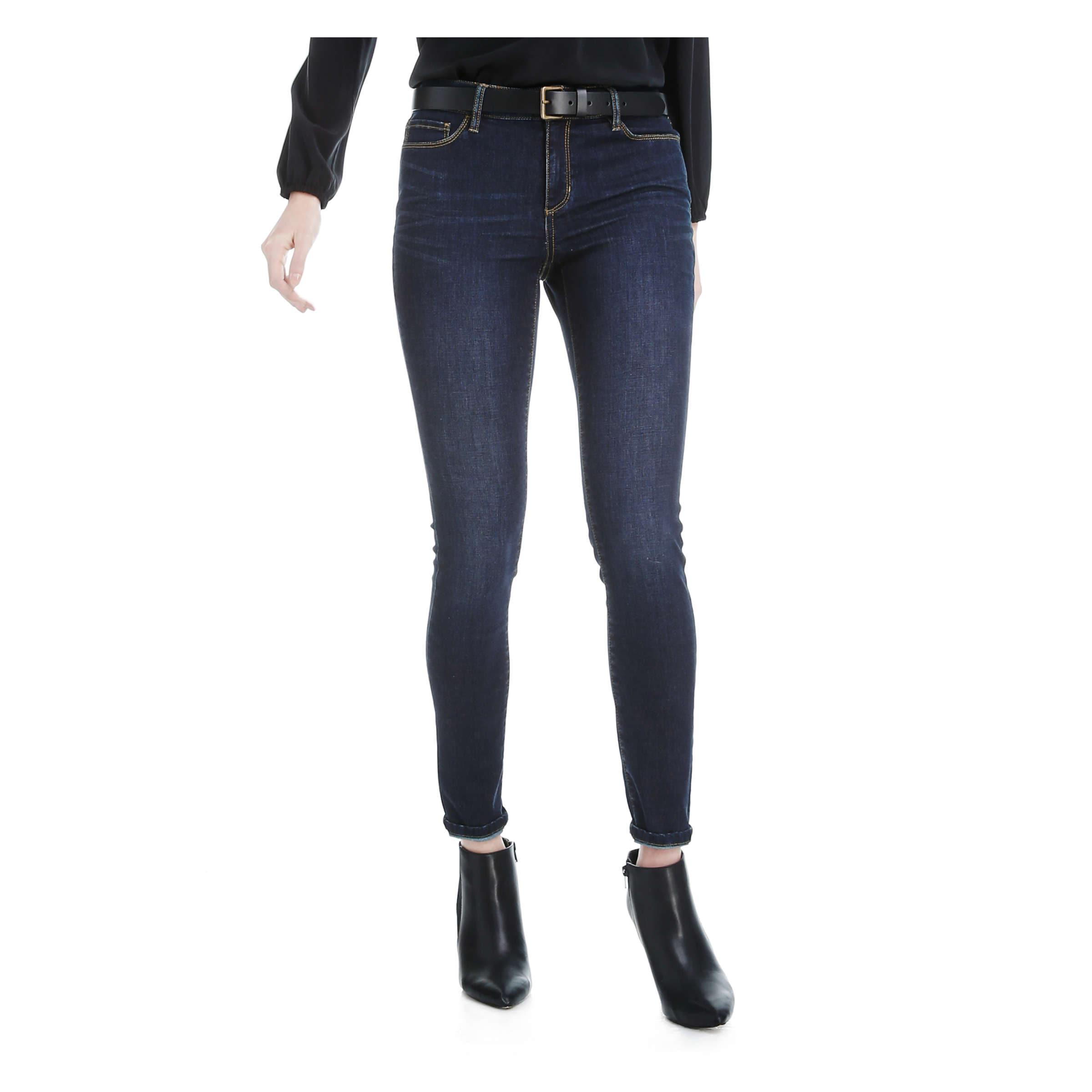 3a4652a85290 Ultra Slim Dark Jean in Dark Rinse from Joe Fresh
