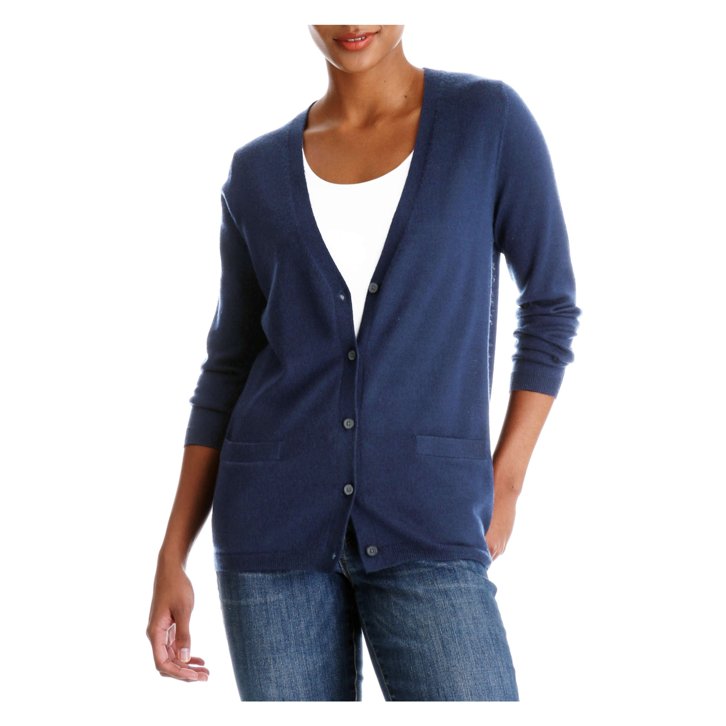 OUT OF STOCK. Merino Cardigan