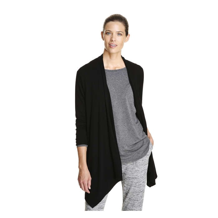 Shawl Collar Active Cardi