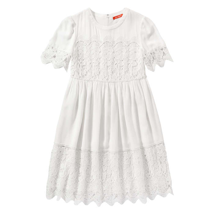 Baby Doll Dress in Off White from Joe Fresh