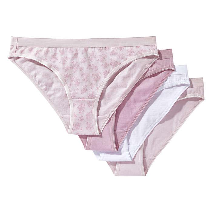 4 Pack Print Bikinis