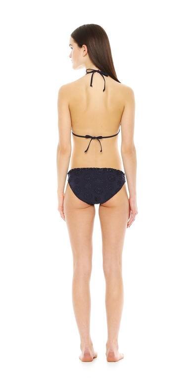 Eyelet Bikini Bottom