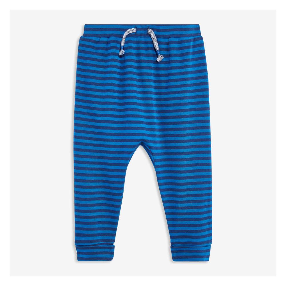 b897bd7736 Baby Boys  Print Harem Pants in Cobalt from Joe Fresh