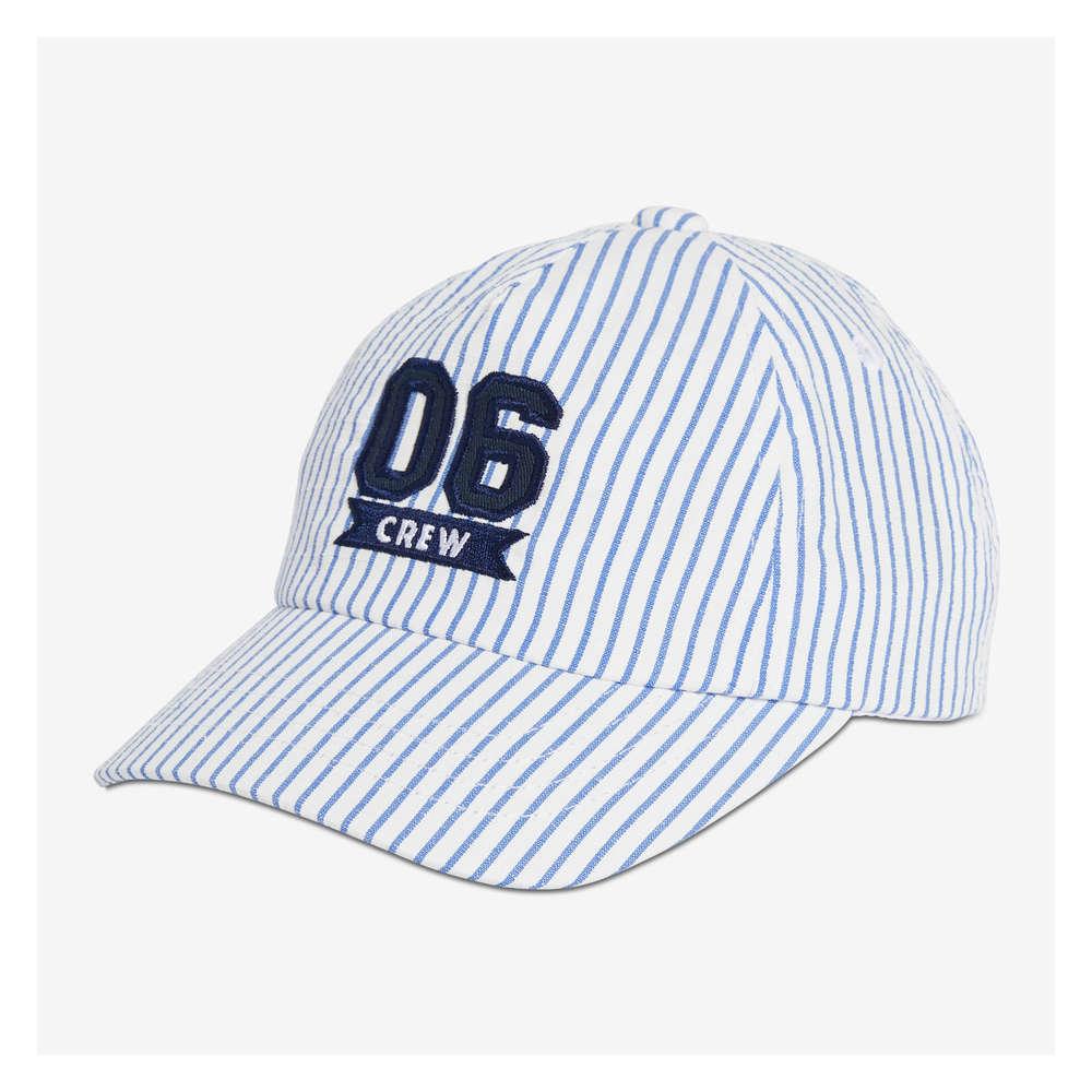 456272e78 Joe Fresh Baby Boys' Stripe Cap