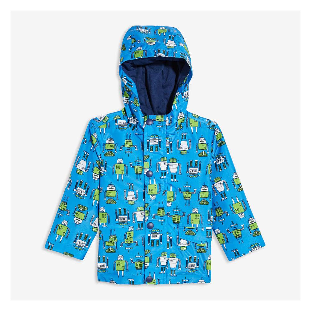 fa5b194564dd Baby Boys  Rain Jacket in Sky Blue from Joe Fresh