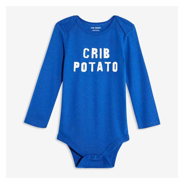 1b2a77fa30 Baby Boys  Long Sleeve Graphic Bodysuit