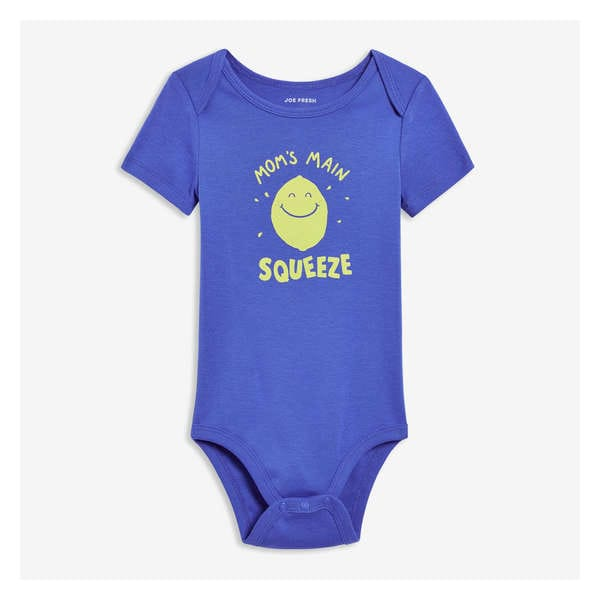 afc20e909a203 Baby Boys' Short Sleeve Graphic Bodysuit