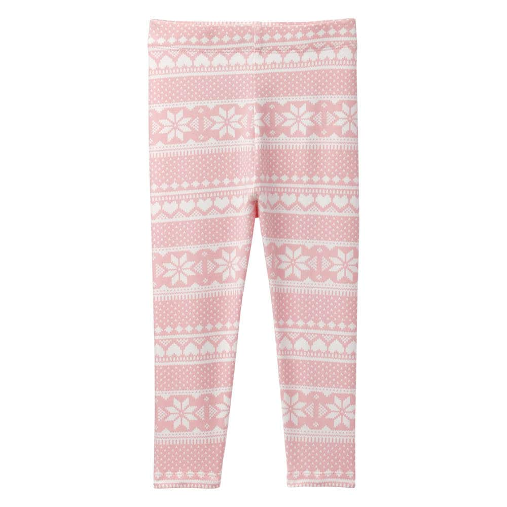 6f84750500cf0a Baby Girls' Print Legging in JF Perennial Pink from Joe Fresh