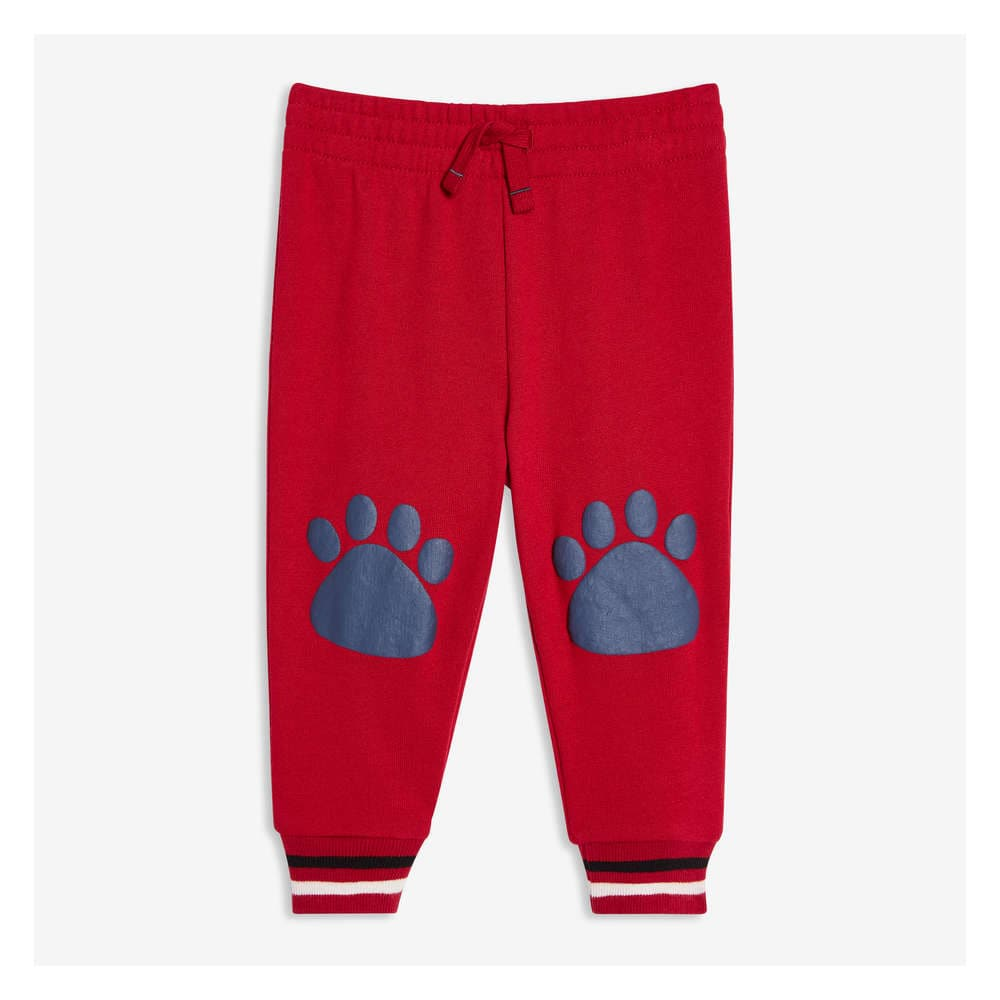 Joe Fresh Baby Boys Print Joggers