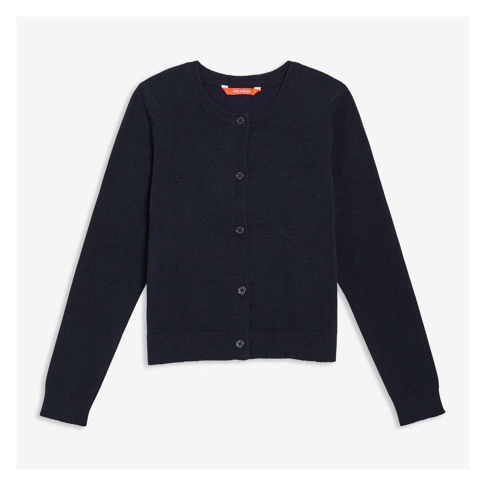 a5044a535ed Joe Fresh Kid Girls' Uniform Cardigan