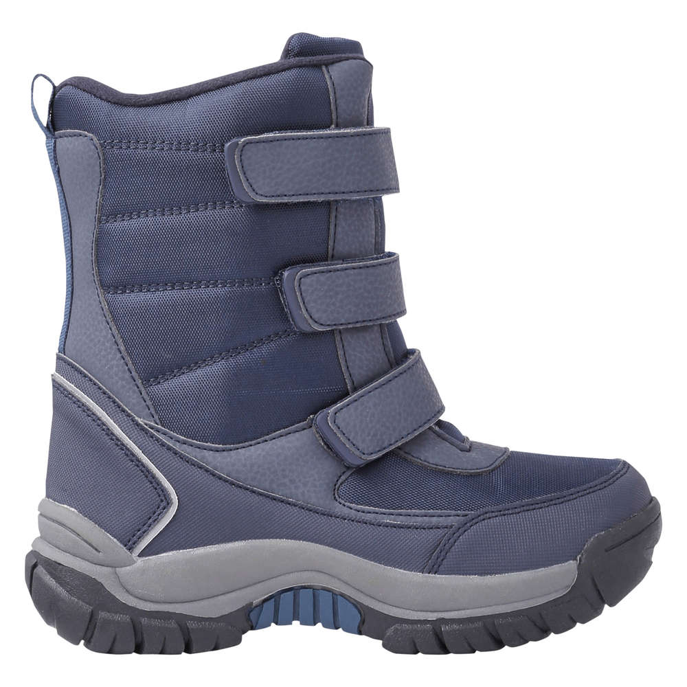 e0711c9616e Kid Boys  Fleece Lined Snow Boots in Navy from Joe Fresh