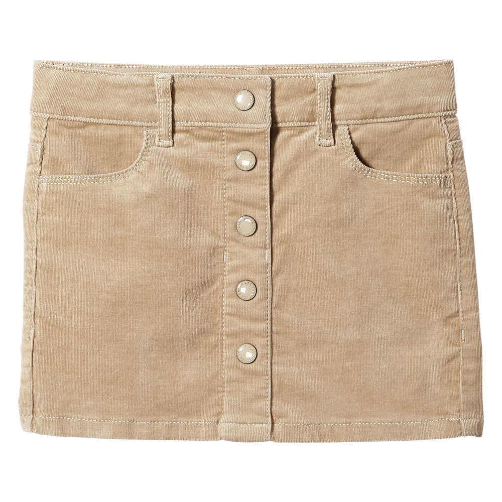 c3e29c1dfdbce Kid Girls' Cord Skirt in Tan from Joe Fresh