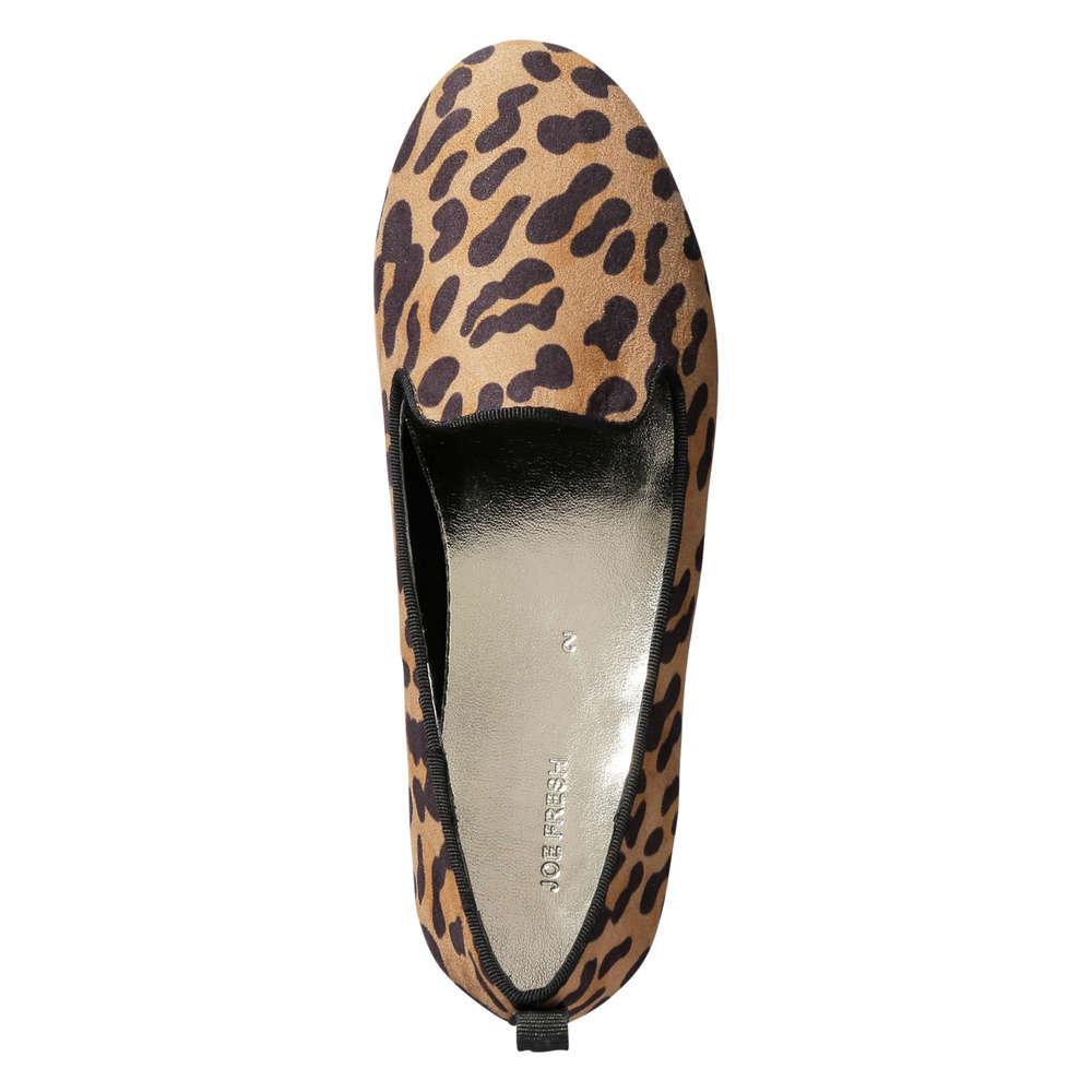 Kid Girls' Leopard Print Flats in