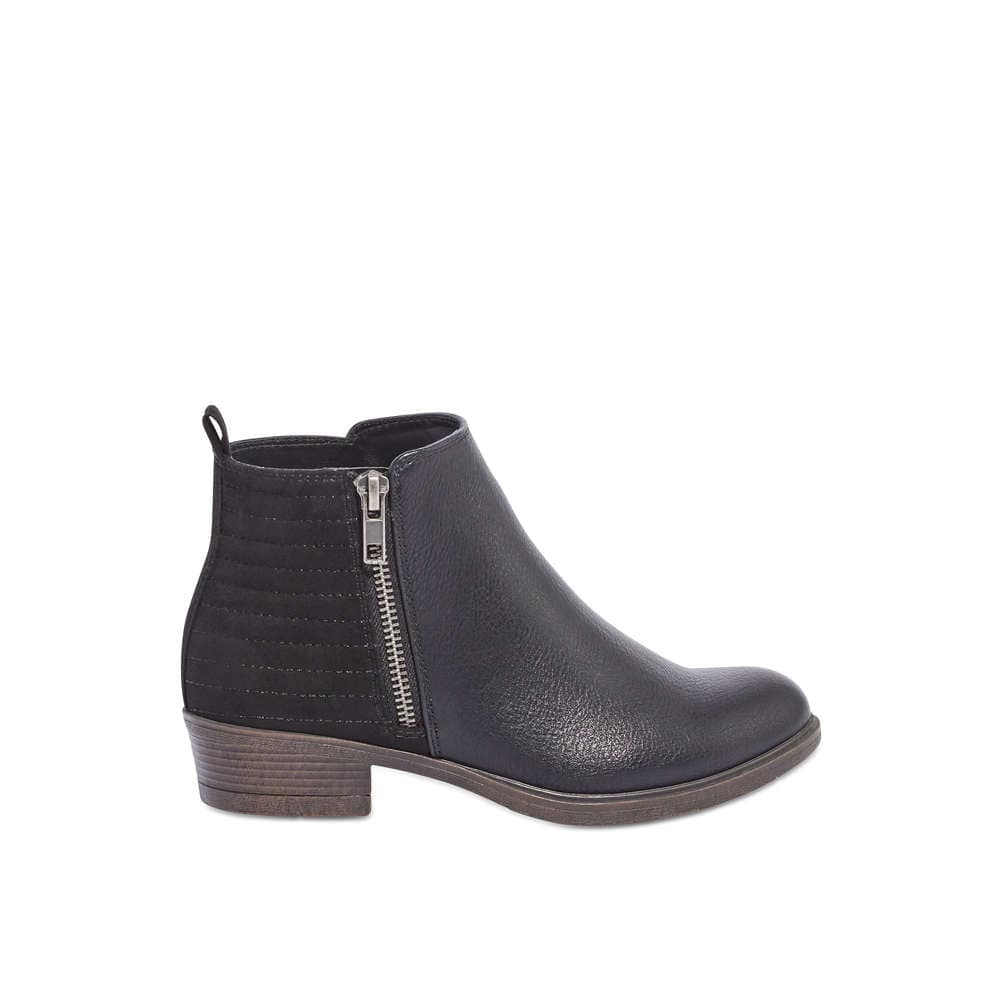 6e883217cace Kid Girls  Ankle Boots in Black from Joe Fresh