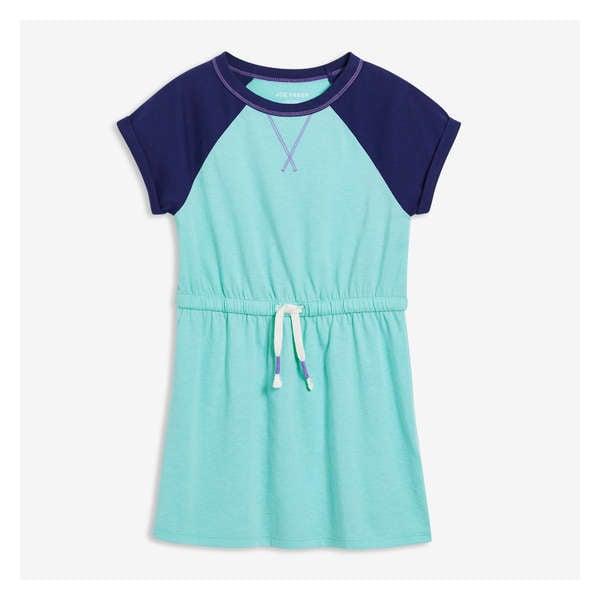 ea6c875de2 Kid Girls  Raglan Sleeve Dress