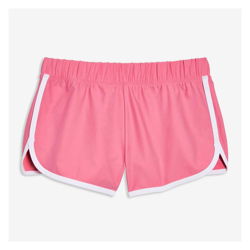 7b03154372 Kid Girls' Swim Shorts in Pink from Joe Fresh