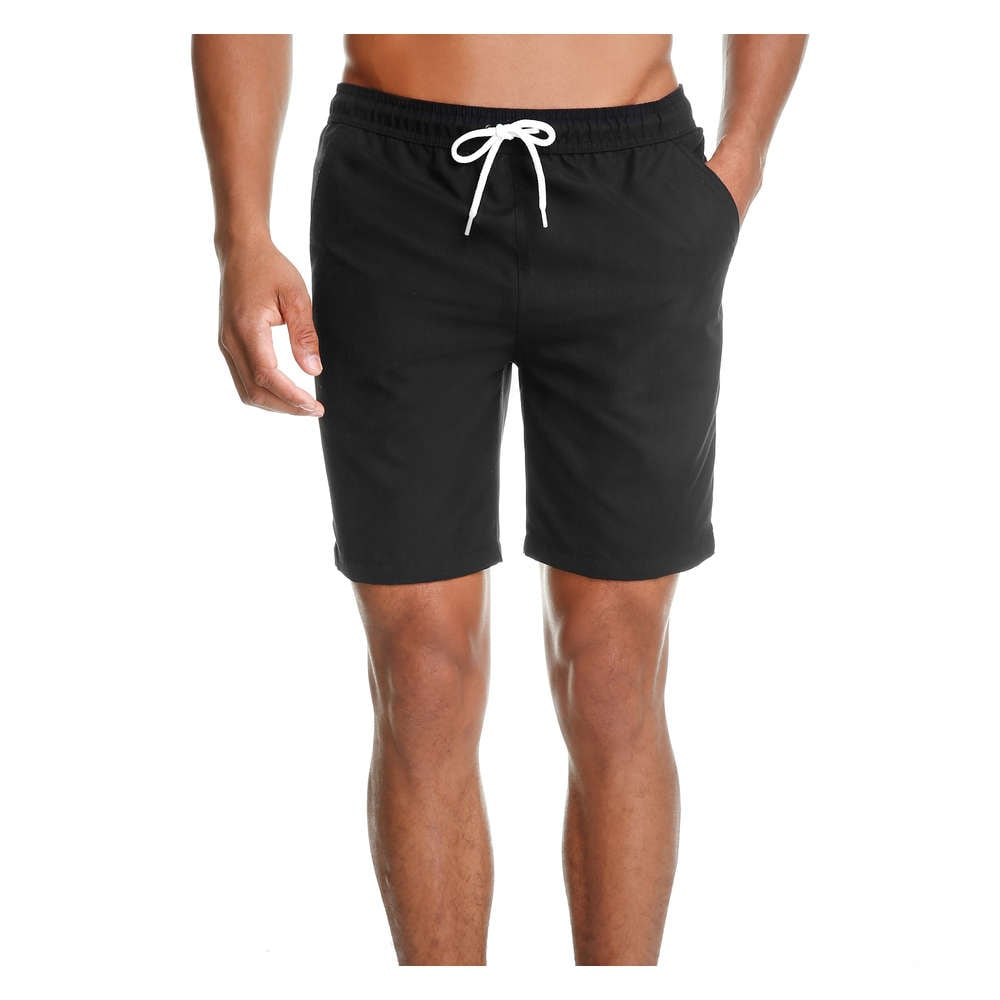 27b34a0021 Men's Swim Shorts in Black from Joe Fresh