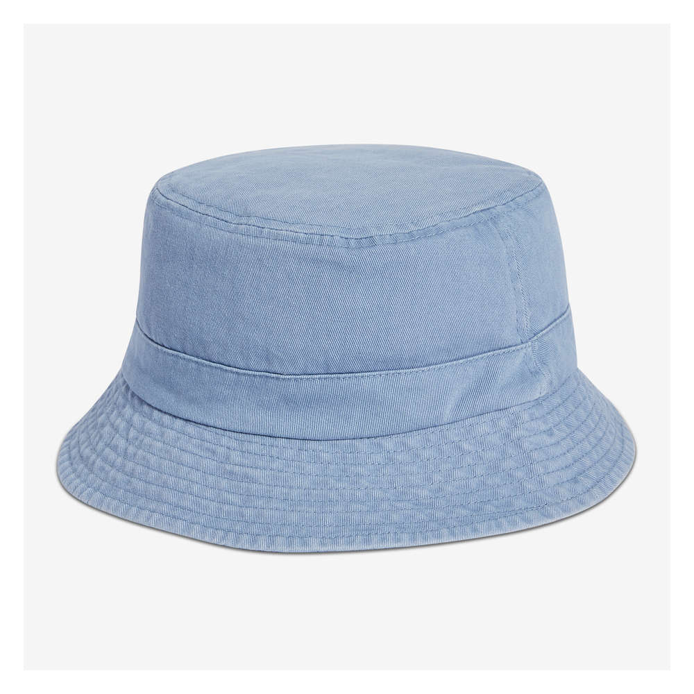 5910c2b3cd5212 Men's Bucket Hat in Denim Blue from Joe Fresh