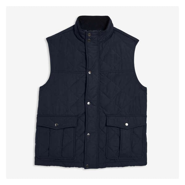 c084a368b CLEARANCE 69% OFF. Men's Quilted Vest