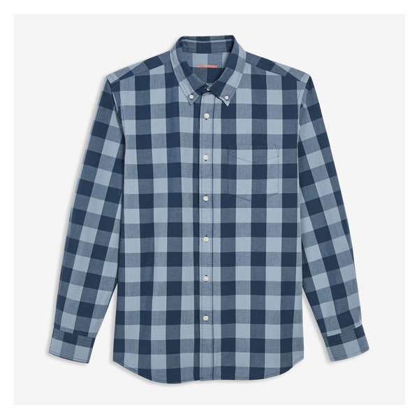 46ce21a9015c Men s Long Sleeve Button-Down Shirt