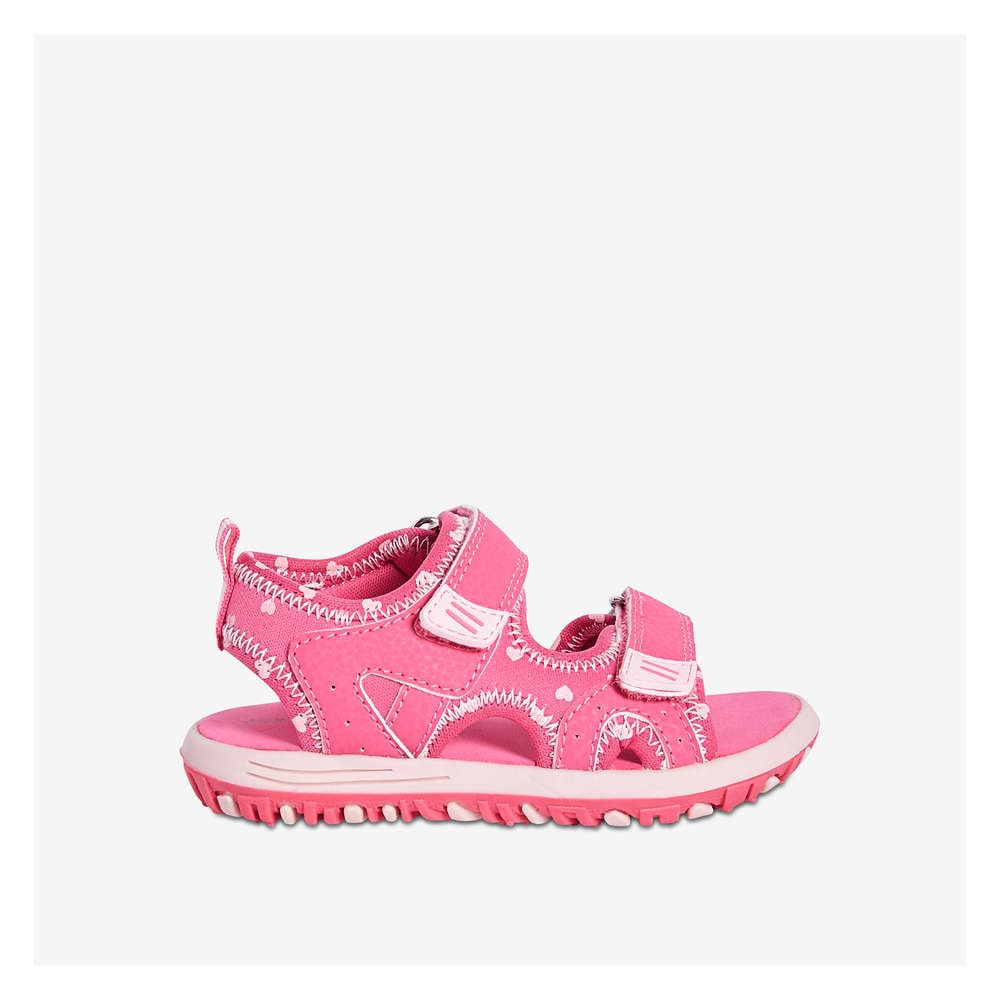 Toddler Girls' Functional Sandals in