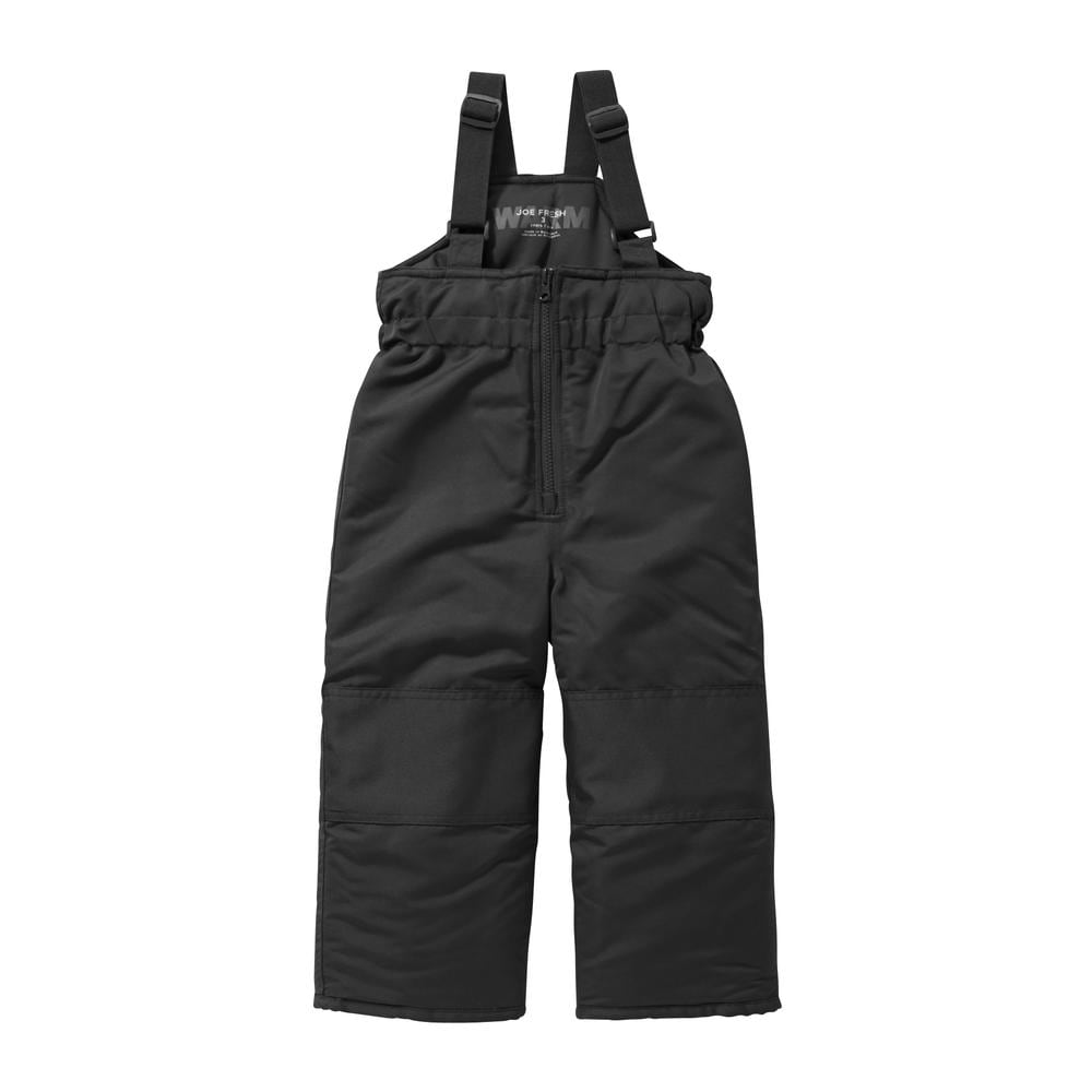 00680fd23 Toddler Boys  Snow Pant in Black from Joe Fresh