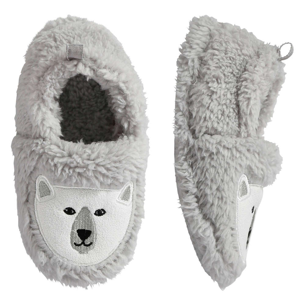 5d33bebf56 Joe Fresh Toddler Boys' Animal Face Slippers