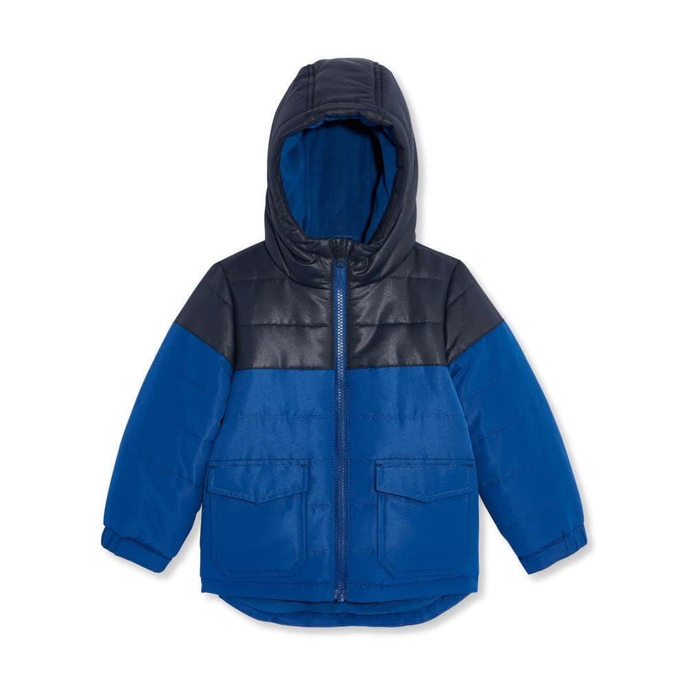 b29aba22b Toddler Boys  Winter Jacket in Blue Jay from Joe Fresh