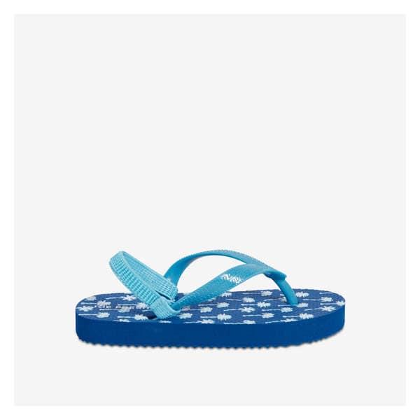 3635457dc63eb5 Dark Blue · Light Blue · Toddler Boys  Flip Flops
