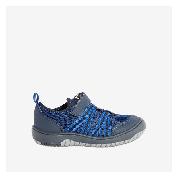 37d27734060840 Toddler Boys  Running Shoes with Bungee Laces