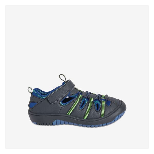 f77b3ef7bfe8b5 Toddler Boys  Bungee Lace Running Shoe