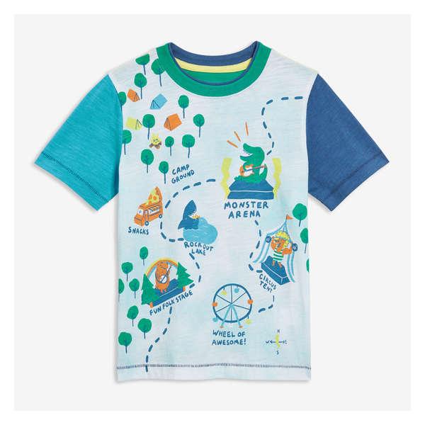 d8967cda70 Toddler Boy's Tees and Polo Shirts | JOEFRESH.US