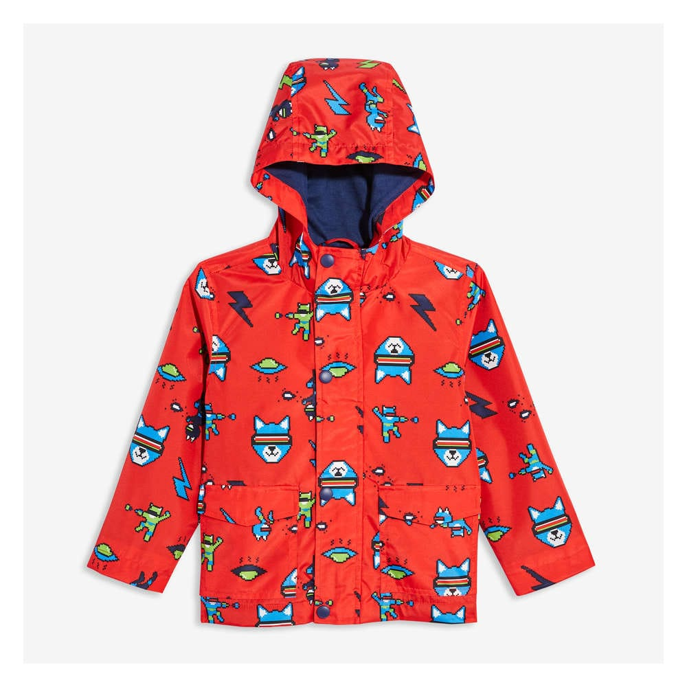 78efe6433 Joe Fresh Toddler Boys  Rain Jacket